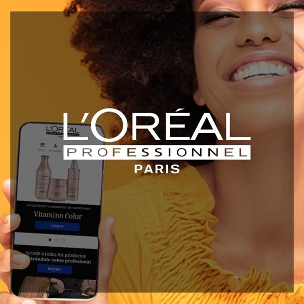 Imagen de L'Oréal Professionnel