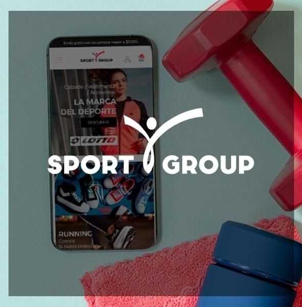 Imagen de Sport Group